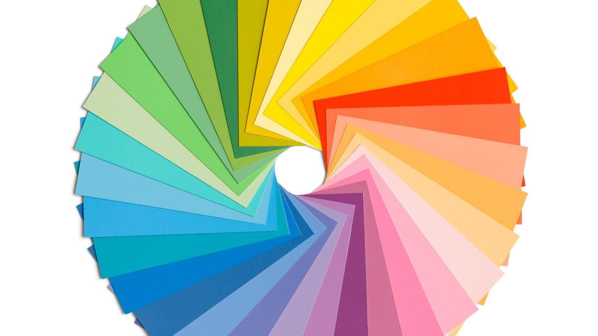 Gode fargekombinasjoner til stuen