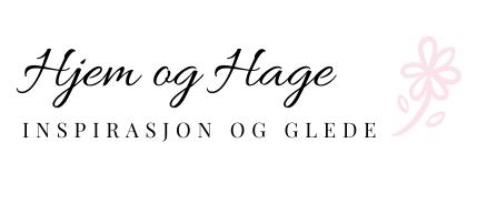 Hjem Og Hage