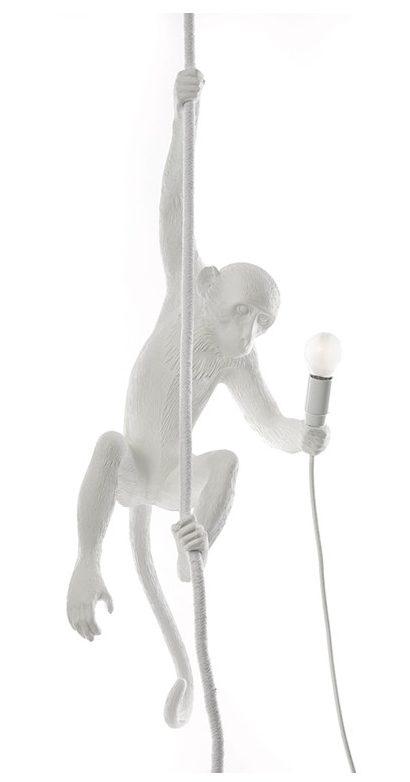 Monkey With Rope Pendel fra lampemesteren.no