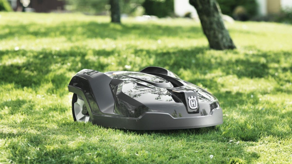 Husqvarna Automower 430X Test