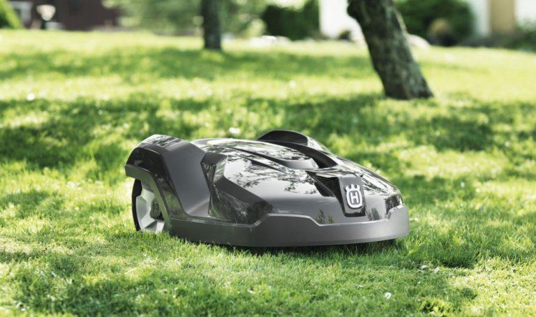 Husqvarna Automower 430x test