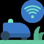 Robotklipper WiFi og appstyring