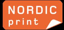 Nordic Print Logo
