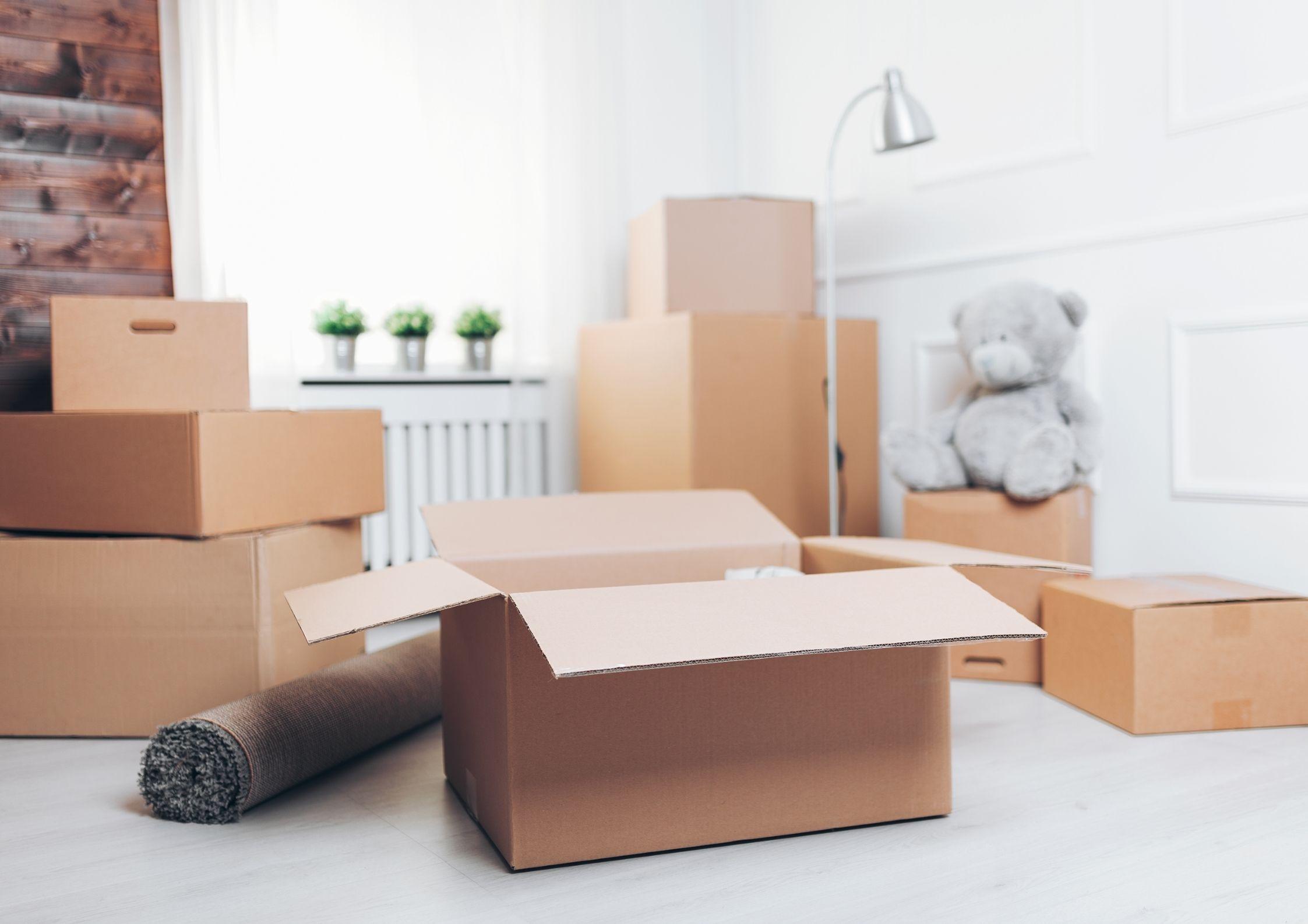 Pakketips til flytting