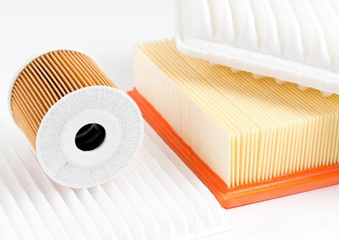 Filter vaskemaskin