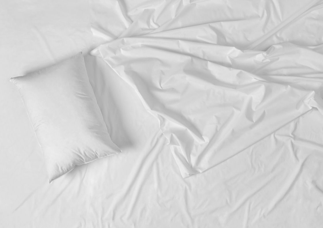 Skifte sengetøy